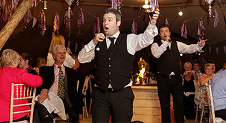 The Fabulous Singing Waiters WWD 330 3